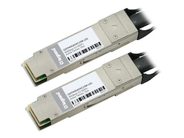 C2G (Cables To Go) QSFP40GADAC15M-LEG Main Image from Right-angle