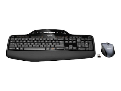Logitech Wireless Desktop MK710, 920-002416, 36375808, Keyboard/Mouse Combinations
