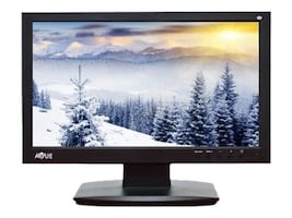 Avue 19.5 AVG20WBV-3D Full HD LED-LCD Monitor, Black, AVG20WBV-3D, 33519221, Monitors
