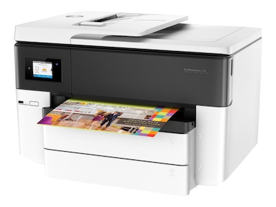 HP OfficeJet Pro 7740 Wide Format AIO Printer, G5J38A#B1H, 32550322, MultiFunction - Ink-Jet