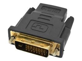 Axiom DVI-D to HDMI M F Adapter, Black, DVIDDMHDMIF-AX, 32737234, Adapters & Port Converters