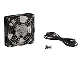 Kendall Howard Fan Kit Accessory for 8U Security Wall Rack Enclosure, 1908-3-001-01, 8452546, Rack Cooling Systems