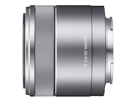 Sony SEL30M35 Digital SLR Camera Lens, Silver, SEL30M35, 12942783, Camera & Camcorder Lenses & Filters