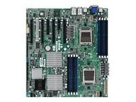 Tyan Motherboard, AMD SR5690+SP5100, Dual Opteron 4100, EATX, Max 64GB DDR3, 4PCIEX16, PCIEX8, PCIEX4, S8225AGM4NRF, 12357808, Motherboards