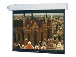 Da-Lite Advantage Electrol Motorized Front Projection Screen, Matte White, 16:9, 133, 84328LS, 15484992, Projector Screens