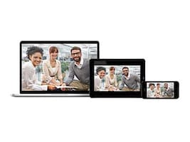 Lifesize Cloud 1-250 Users - 1-year, 3000-0000-0132, 21160089, Software - Audio/Video Conferencing