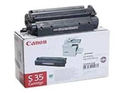 Canon S35 Black Cartridge for imageclass D320 & D340 Printers, 7833A001, 442032, Toner and Imaging Components - OEM