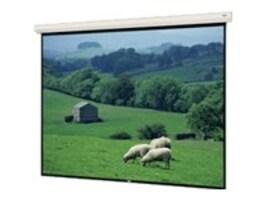 Open Box Da-Lite Cosmopolitan Electrol Projection Screen, NPA, Matte White, 222, 70283, 31748345, Projector Screens