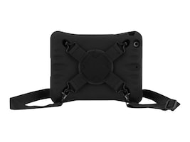 Griffin Survivor CrossGrip Hand Strap for iPad Air, Black, XX41848, 31065747, Carrying Cases - Tablets & eReaders