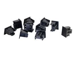 C2G RJ45 Dust Cover, 10-Pack, 21999, 33975752, Protective & Dust Covers