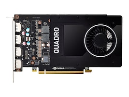 PNY NVIDIA Quadro P2000 PCIe Graphics Card, 5GB GDDR5, VCQP2000-SB, 35983449, Graphics/Video Accelerators