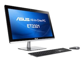 Asus ET2321INTH-B013K AIO Desktop, ET2321INTH-B013K, 16172245, Desktops - All-in-One