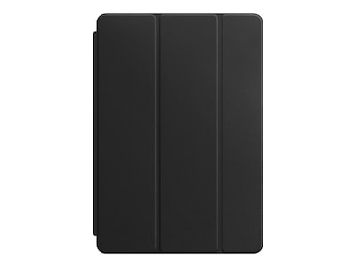 Apple Leather Smart Cover for 10.5 iPad Pro, Black, MPUD2ZM/A, 34189892, Carrying Cases - Tablets & eReaders