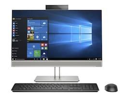 HP EliteOne 800 G5 AIO Core i5-9500 3.0GHz 8GB 256GB SSD UHD630 DVD-W AX BT WC 23.8 FHD W10P64, 7HX78UT#ABA, 37223355, Desktops - All-in-One