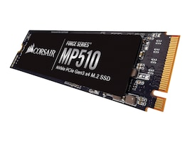 Corsair 1920GB Force Series MP510 PCIe Gen 3.0 x4 M.2 2280 Internal Solid State Drive, CSSD-F1920GBMP510, 36715331, Solid State Drives - Internal