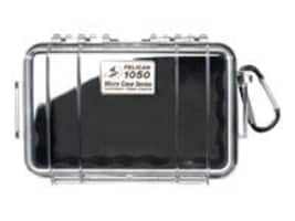 Pelican 1050 Clear Micro Case, Black, 1050-025-100, 11751491, Protective & Dust Covers