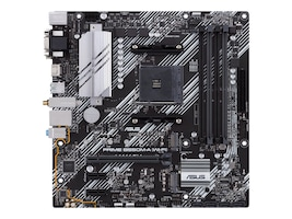 Asus PRIME B550M-A(WI-FI) Main Image from Front