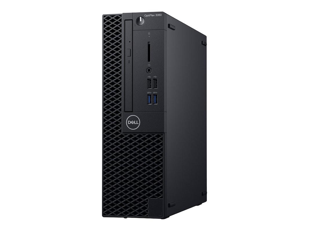 Dell OptiPlex 3060 3GHz Core I5 8GB RAM 256GB Hard Drive