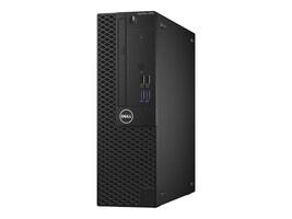 Dell OptiPlex 3050 3.9GHz Core i3 4GB RAM 500GB hard drive, 2PCH8, 33857668, Desktops