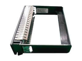 HPE LFF Gen8 Hard Drive Blank Kit, 666986-B21, 13753976, Drive Mounting Hardware