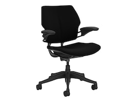 Humanscale Freedom Task Chair, Corde 4 Black, F111GCF10, 33162049, Furniture - Miscellaneous
