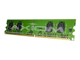 Axiom 256MB PC2-4200 533MHz DDR2 SDRAM Memory Module for Select Dimension and OptiPlex Models, A0375076-AX, 6624640, Software - 3D Design