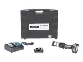 Panduit 4-Ton Hydraulic Crimp Tool, EA, CT-2600/L, 35435848, Tools & Hardware