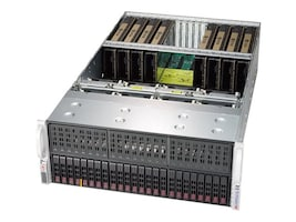 Supermicro SYS-4029GP-TRT3 Main Image from Right-angle