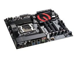 eVGA Motherboard, E-ATX X99 Core i7 Family Max.128GB DDR3 10xSATA 10xPCIe 2xGbE, 151-HE-E999-KR, 17754108, Motherboards