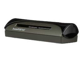 Ambir DocketPort 667 Simplex ID Scanner w  Abby Bus Card Reader Software, DP667-BCR, 35751429, Scanners
