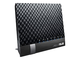 Asus RT-AC56R Main Image from Left-angle