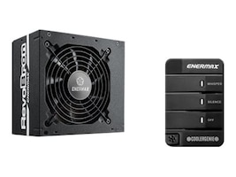 Enermax RevoBron 500W 80 Plus Bronze DC to DC Power Supply, ERB500AWT, 34557982, Power Supply Units (internal)