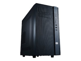 Cooler Master N200 NSE-200-KKN1 Tower Case, Mini ATX, NSE-200-KKN1, 15659916, Cases - Systems/Servers