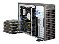 Supermicro SYS-7047GR-TPRF-FM409 Main Image from Front