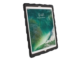 Gumdrop Droptech SMK for iPad 9.7 (2017), Black, DTC-IPAD97-BLK_SMK, 34168864, Carrying Cases - Tablets & eReaders