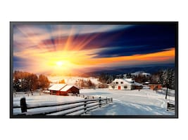 Samsung 55 OHF Full HD LED Outdoor Display, Black, OH55F, 33964359, Monitors - Large Format