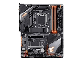 Gigabyte Technology Z390AORUSPROWIFI Main Image from Front