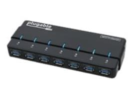 Plugable 7-Port USB 3.0 Charging Hub, USB3-HUB7-81X, 30988339, USB & Firewire Hubs