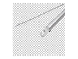Draper 4ft. Aluminum Operating Pole for Manual Screens, 227008, 6362150, Stands & Mounts - Desktop Monitors