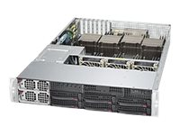 Supermicro SYS-8028B-C0R4FT Main Image from Right-angle