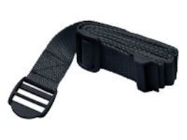 Peerless Safety Belt for Slotted Shelves, Black, ACC316, 7496061, Monitor & Display Accessories