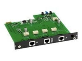 Black Box Pro Switching System Plus A B Switch Card, RJ-45 CAT5, SM978A, 32877202, Network Switches