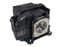 Total Micro Replacement Lamp for PowerLite 520, 525W, 530, 535W, BrightLink 536Wi, PowerLite 2040, 2140W, ELPLP87-TM, 35757484, Projector Lamps