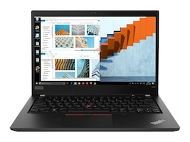Lenovo TopSeller ThinkPad T490 1.8GHz Core i7 14in display, 20N2002AUS, 36710215, Notebooks