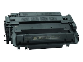 HP 55X (CE255XD) High Yield Black Original LaserJet Toner Cartridges (2-pack), CE255XD, 12277808, Toner and Imaging Components - OEM