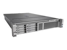 Cisco UCS C240 M4SX (2x)Xeon E5-2650 v3 16GB MRAID, UCS-SPR-C240M4-V2, 17922431, Servers