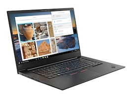 Lenovo TopSeller ThinkPad X1 Extreme G1 2.6GHz Core i7 15.6in display, 20MF000MUS, 36097060, Notebooks