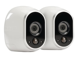 Netgear Arlo Security System with 2 HD Cameras, VMS3230-100NAS, 18720145, Cameras - Security