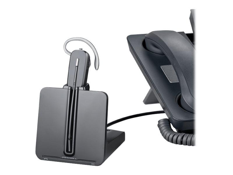 Plantronics CS545XD 900MHZ Convertible U L Talk Time Headset 8890901