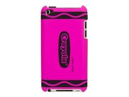 Griffin Crayola Classics Pink Crayon for iPod Touch 4G, GB03444, 13815196, Pens & Styluses
